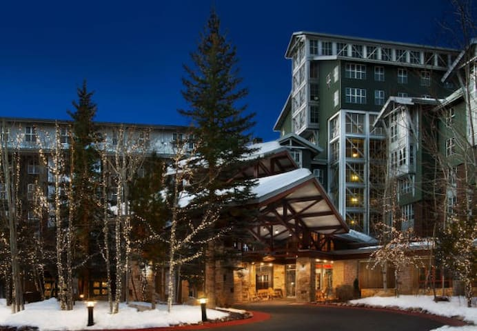 Marriotts Mountainside Two Bedroom Villa - Park City - Villa