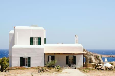 Sea View & Beach Access Traditional House Mykonos