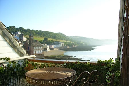 Beachfront House  in Cawsand SE Cornwall - Cawsand - Haus
