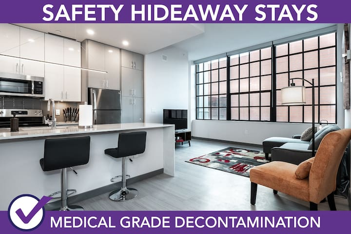 Safety Hideaway - Medical Grade Clean Home 103