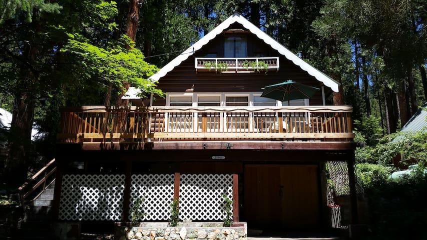 Long Barn Cabin - Long Barn - Dům