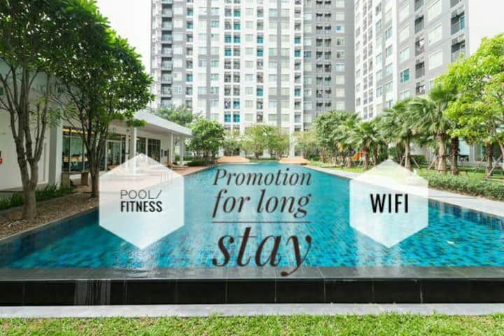Relax Place near MRT/special price pick-up service