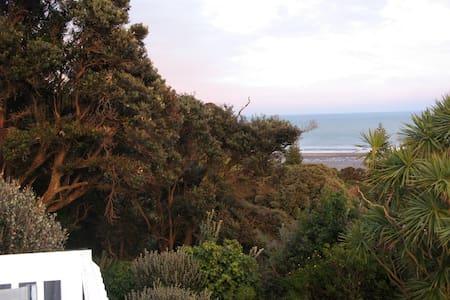 Beach Cottage with beautiful views - Muriwai - 獨棟