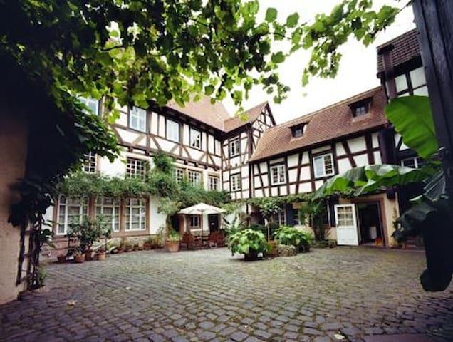 Historischer Adelshof am Marktplatz, Atelier 70 m²