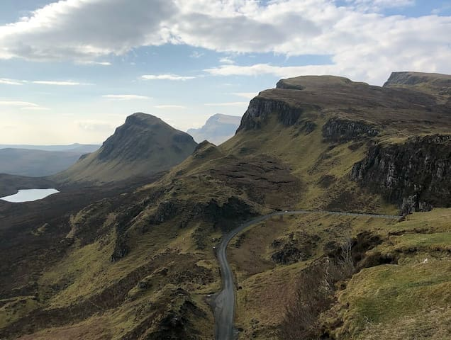 Skye - day trips from Inverness