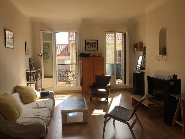 Appartement hyper centre - Préfecture - Marseille