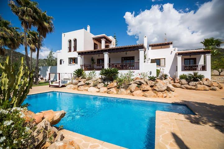 Villa Ca na Vinya en Sant Josep de Sa Talaia-Ibiza