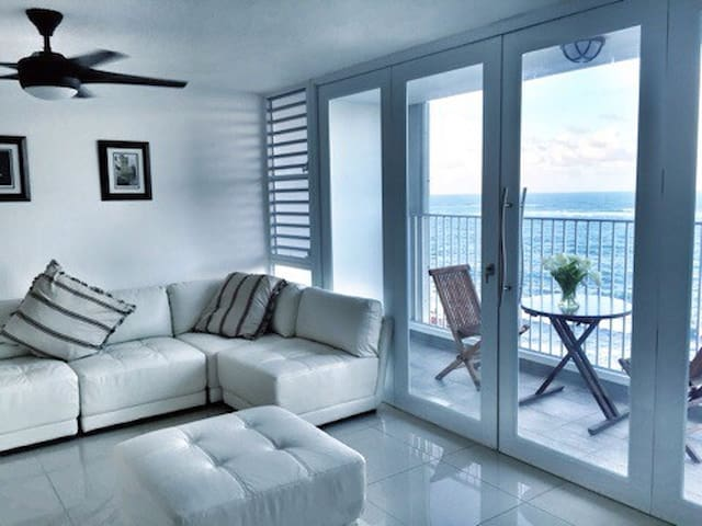 Luxury Oceanview/ Condado /San juan - San Juan - Apartment