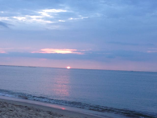 Beach Bay Getaway