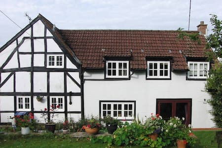 Cosy Cottage Double with Continental Breakfast - Potterne - Bed & Breakfast