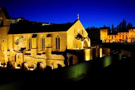 Room in the historic city : Coimbra 30716/AL - Santa Clara - Lakás