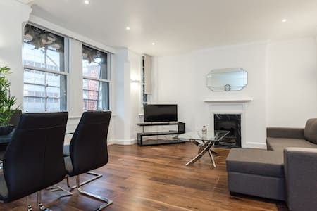 Fabulous Apartment in Central London (FS2) - London
