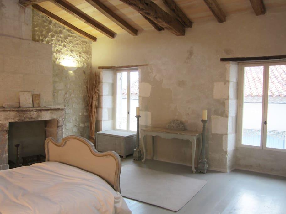 Bedroom 1 / Marital Suite