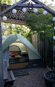 Comfy guest tent- great location! - Tente