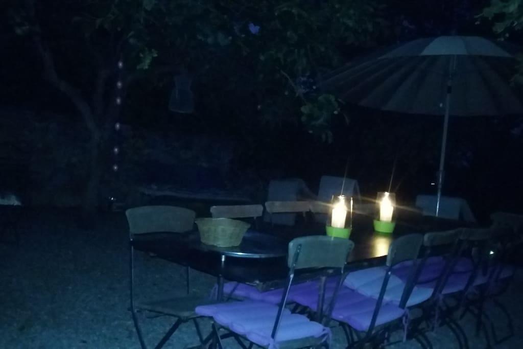 La douceur d'une nuit d'été......