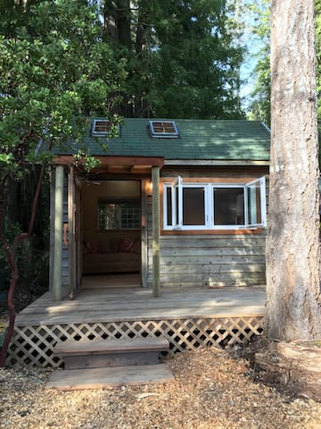 """Tiny House"" tucked among the Trees - Mendocino"