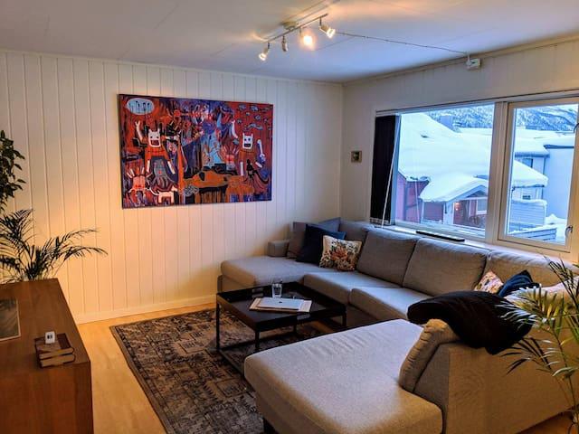 Tromsø City ❉ Center Apartment