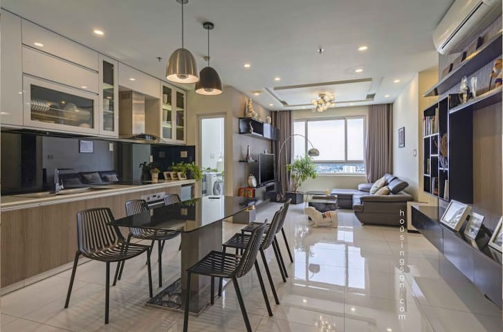 Tropic Garden Thao Dien D2 Hcmc Apartments For Rent In Vn