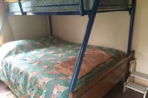 The Bunk bed kids' room.  Please see Clay Farm listing number three for additional photos.