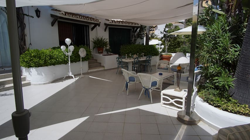 Cabopino Port Amazing Front Line 3 Bed Apartment