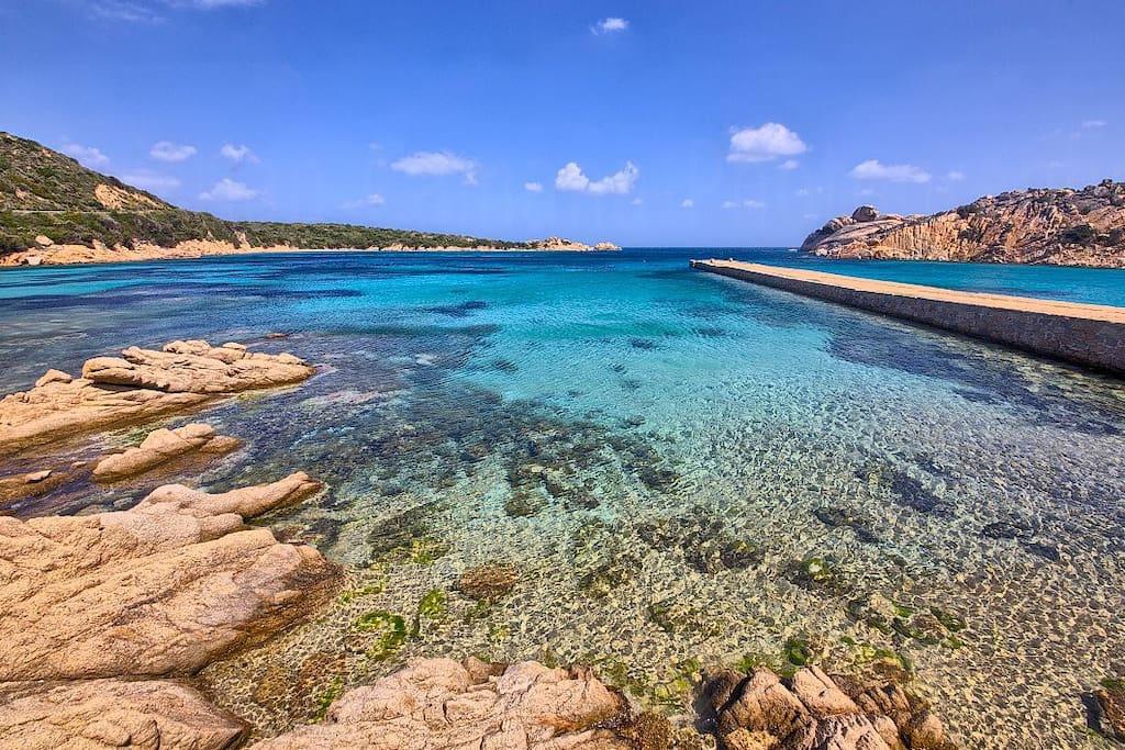 Vivi La Maddalena Island Apartments For Rent In La