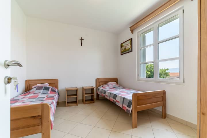 Budget friendly, close to the sea, relax and enjoy