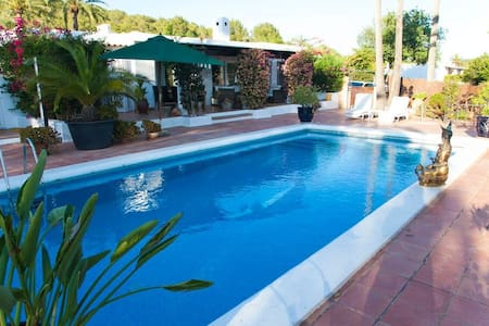Haus Ibiza - Ca Na Negreta - Dům