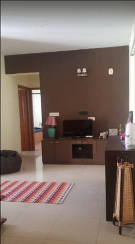 Beautiful 2 BHK apartment available in HSR Layout