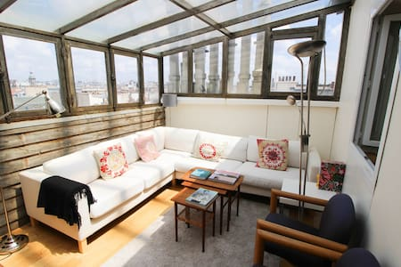 OUTSTANDING DUPLEX / 360 VIEW OVER PARIS / MARAIS - Париж