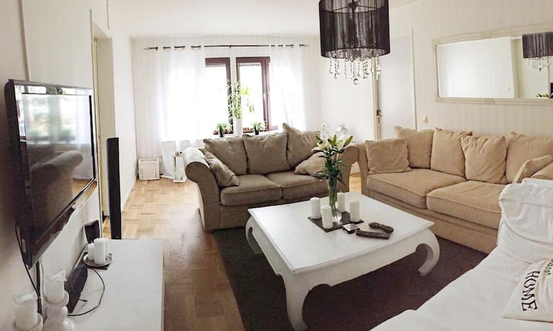 Double room 10 min from City Center - Gothenburg