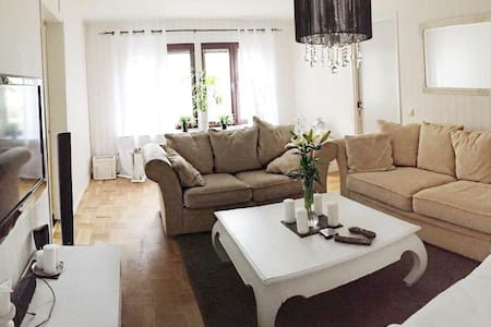 Double room 10 min from City Center - Gotemburgo - Apartamento