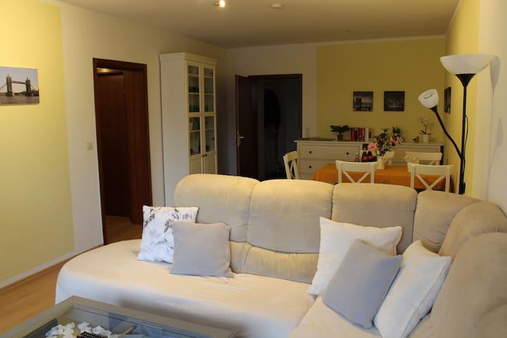 Apartment Silberzahn Hemsbach
