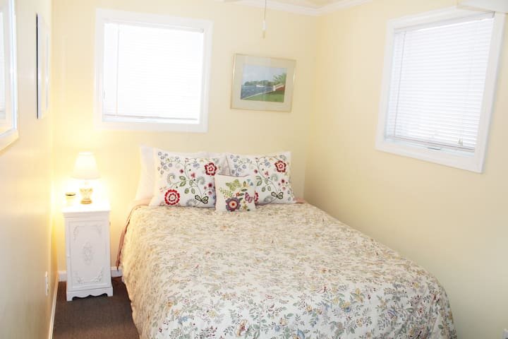 1st Floor Yellow Bedroom