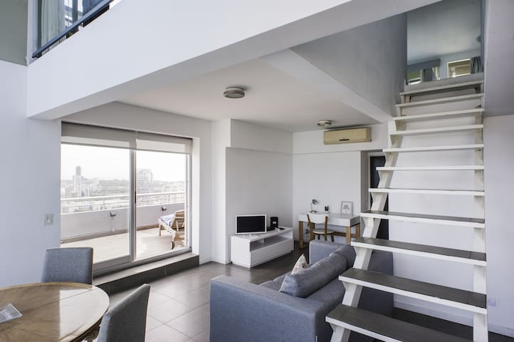 Penthouse 29+30th floor, Palermo, Buenos Aires