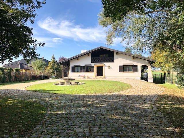 Haus / Villa im Burgenland Nähe Wien / Eisenstadt