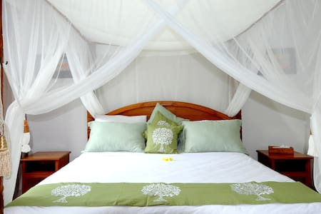 Superior bedroom in Villa Santai - Karangasem