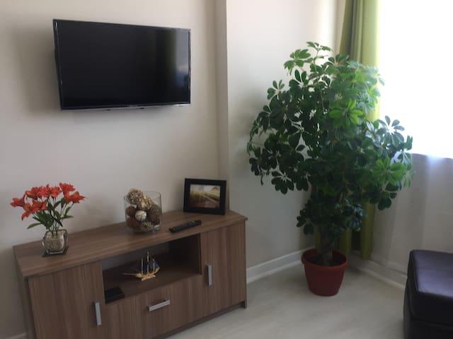 ARRIENDO DEPTO AMOBLADO POR  DIAS - Santiago - Appartement en résidence