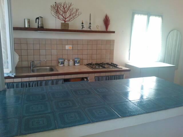 Dammuso Rustico Kazzen - Pantelleria - Casa