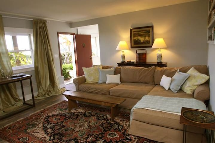 Marin County Home - Private, Garden & View
