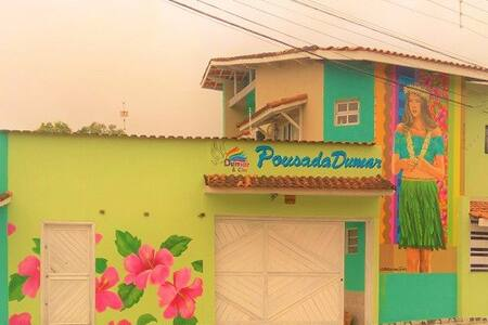 Pousadadumar & Cia - Itanhaém