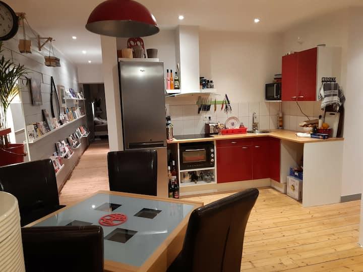 Bel appartement centre Brest