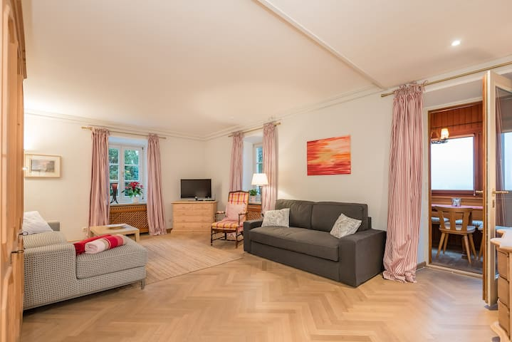 Apartment in unique lake view villa - Tegernsee - 別荘