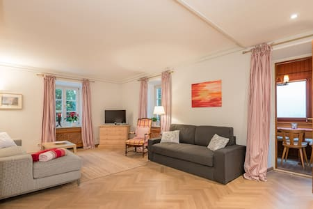 Apartment in unique lake view villa - Tegernsee