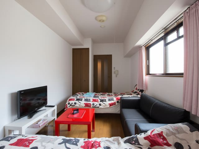The best location in the center of Osaka - Nishi-ku - Apartamento