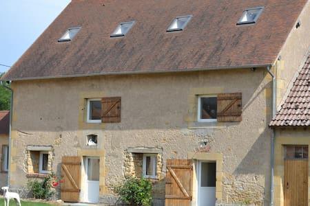 partie indépendante corps de ferme - Dompierre-sur-Besbre