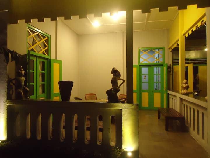 Jasmine Heritage Homestay Room D