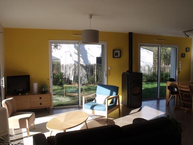Maison récente proche de la mer - La Bernerie-en-Retz - Dom