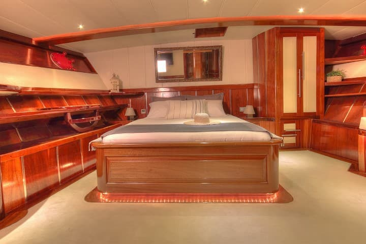 Nautilus is a 37 M Luxury Gulet .