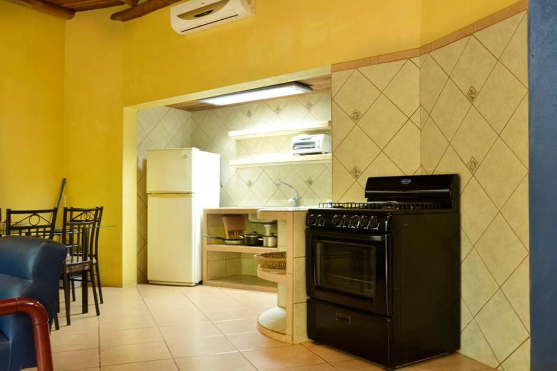 The Blue Villa Kitchen