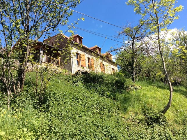 Maison de famille entre Collonges et Turenne